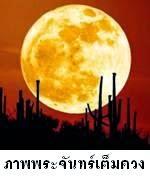 ภาพพระจันทร์เต็มดวงในสถานที่ต่างๆ ทั่วโลก