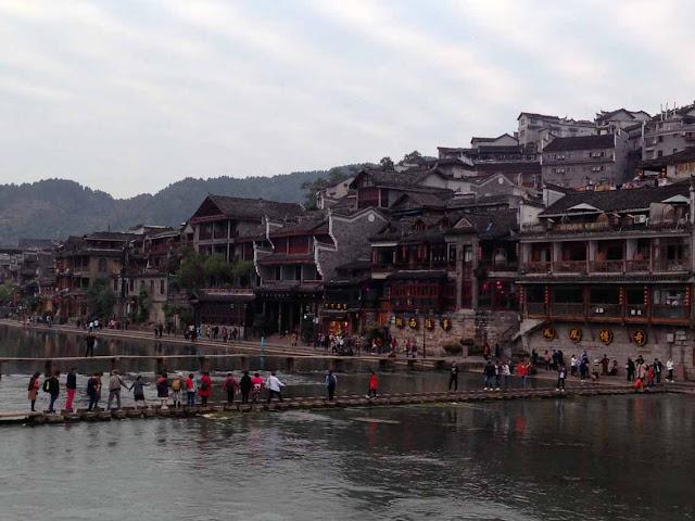 Путешествие в национальный парк Китая новые фото