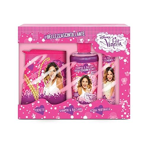 set cosmetici Violetta
