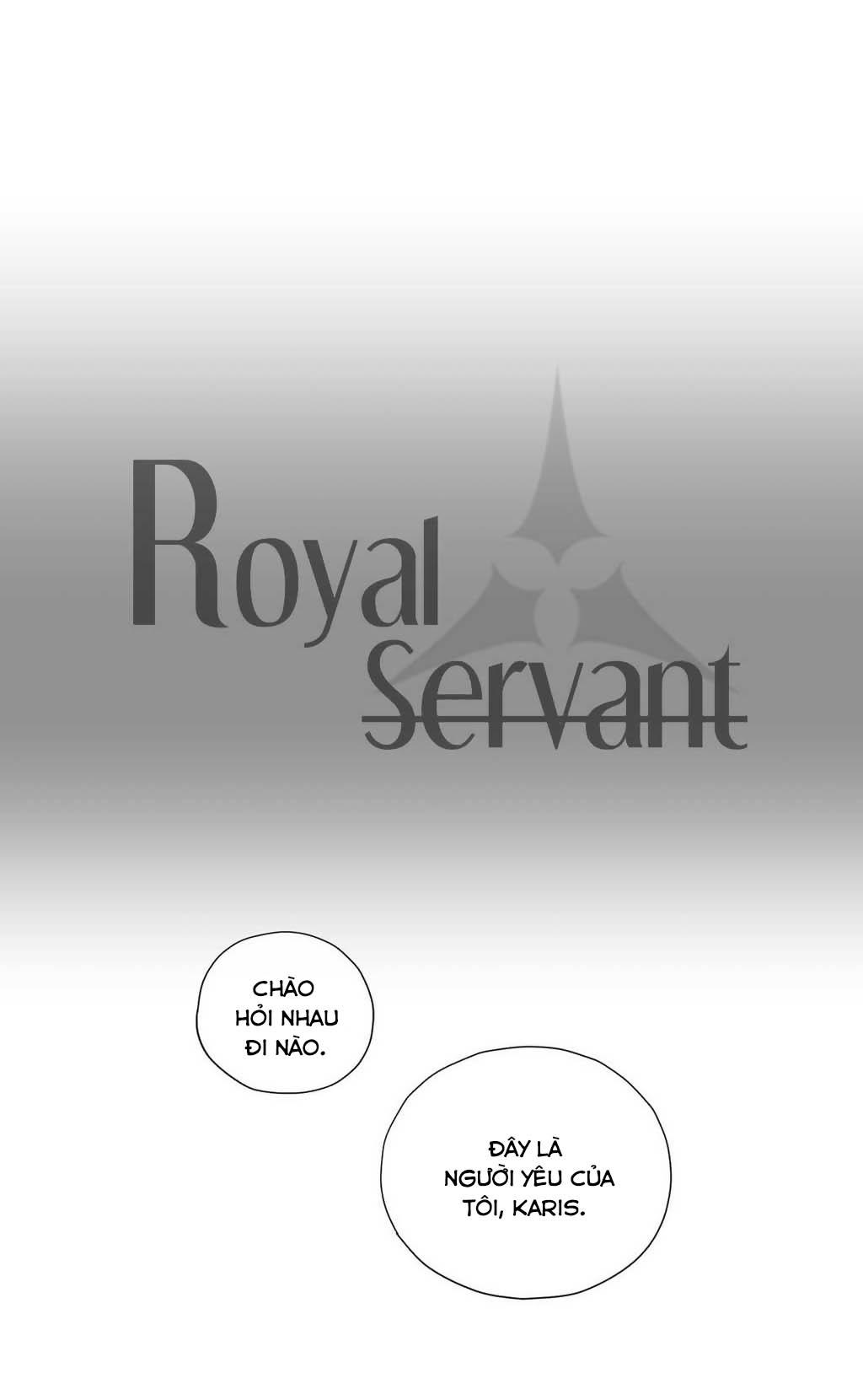 Người hầu hoàng gia - Royal Servant - Chương 009 - Trang 44