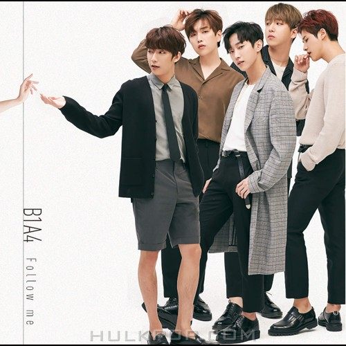 B1A4 - Follow Me - Single (ITUNES)