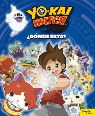 LIBRO - Yo-Kai Watch ¿Dónde Esta? (Planeta - 29 Noviembre 2016) Comprar en Amazon España