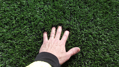 the crumb rubber fill will be one of the considerations for the turf field replacements