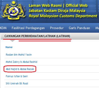 Kdrm malaysia kastam forex