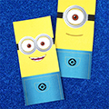 Minion Bookmarks