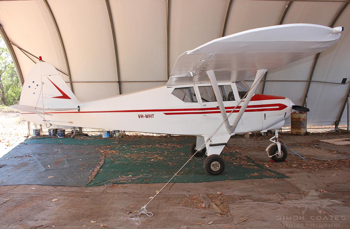 Piper PA-22-108 Colt VH-WHT | GA Aircraft Australia