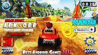 DOWNLOAD BEACH BUGGY RACING ANDROID APK