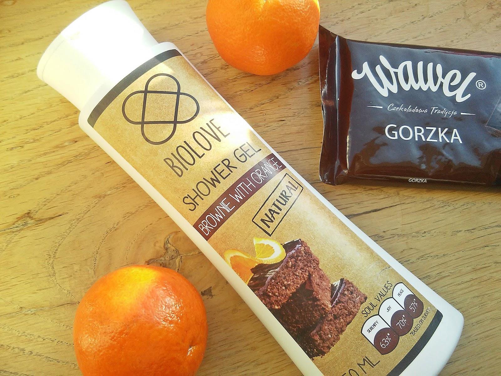 kontigo kosmetyki biolove brownie zel
