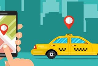 Taksi dan Ojek Online Dilarang Beroperasi di Kota Bandung
