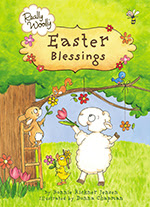 Really Woolly Easter Blessings cover