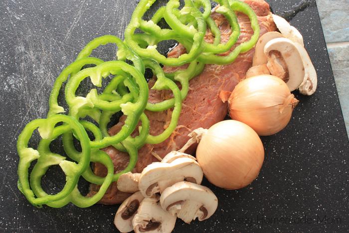 Crockpot Pork Cacciatore Dinner Recipe