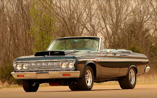 1964 Plymouth Sport Fury With 676 HP Front
