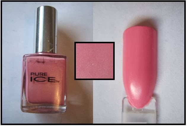 Nail Polish Junkie:  Pure Ice Edition