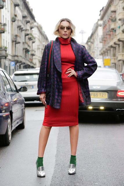 Salones con calcetines street style 2016