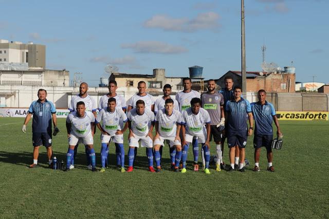 Jaciobá vence o CEO na estreia da Série A do Alagoano 2019