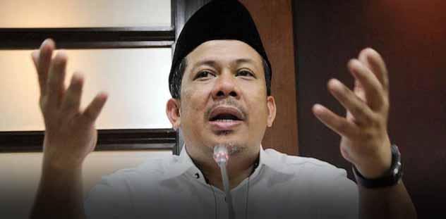 Wakil DPR Fahri Hamzah Tantang Kapolri Tito Debat Soal Reuni 212