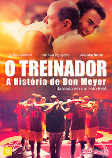 O Treinador: A História de Don Meyer - DVDRip Dual Áudio