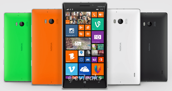 Nokia Lumia 930 Versi Global Icon (Hands-on)