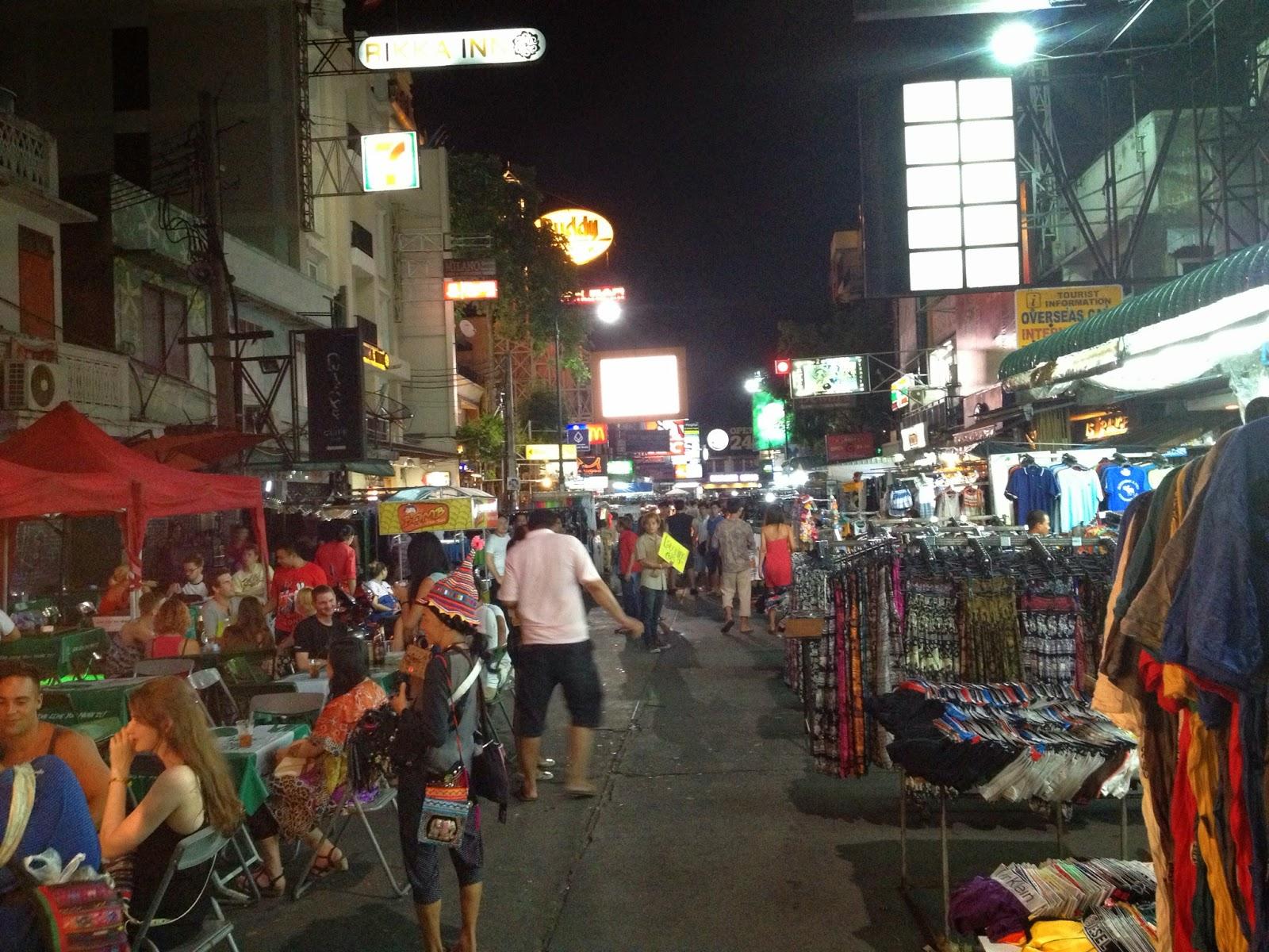 Bangkok - Khaosan Road