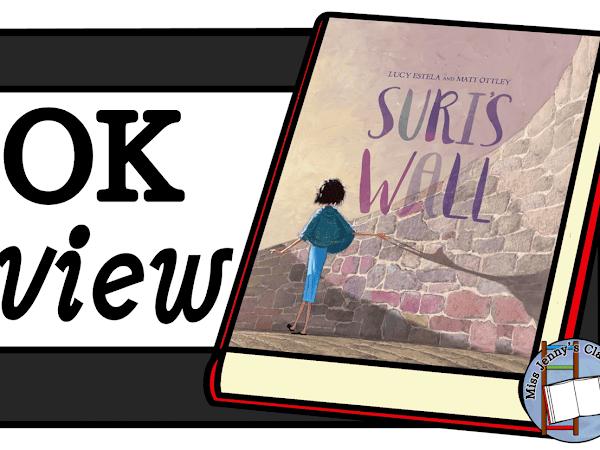 Suri's Wall: Book Review