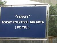 Info Lowongan Kerja Tangerang Banten PT Toray Polytech Jakarta (PT TPJ)