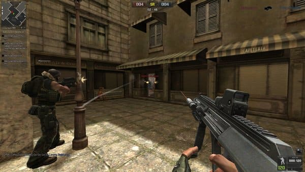 Point Blank. Os melhores jogos FPS para PC fraco