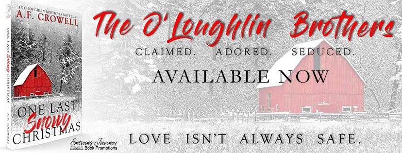 One Last Snowy Christmas Release Blitz