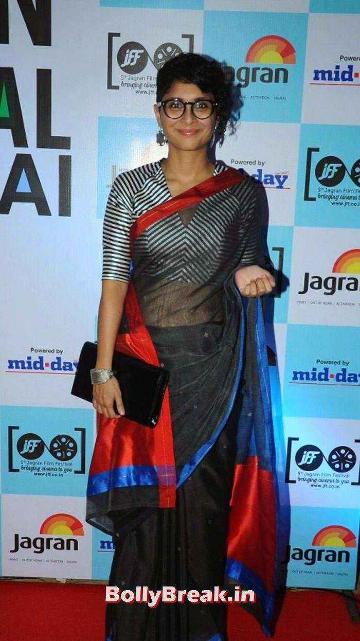 Kiran Rao, 5th Jagran Film Festival Red Carpet Pics