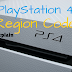 Penjelasan Kode REGION Pada PlayStation 4