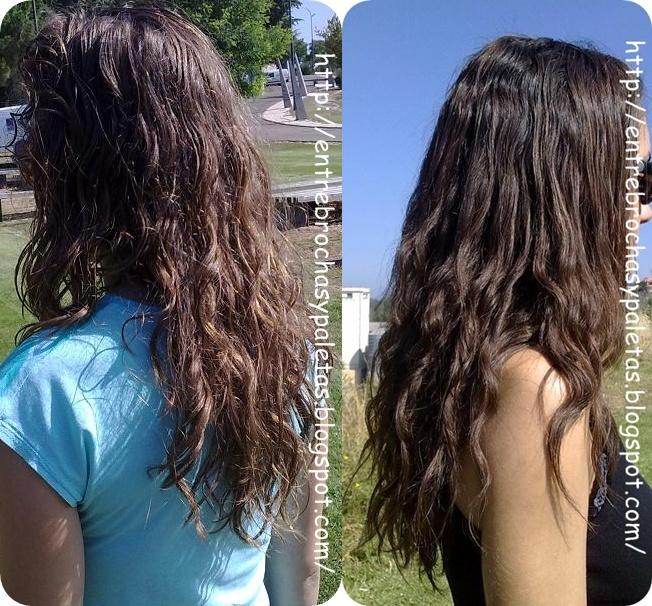 La mejor espuma para el pelo rizado
