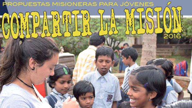 Propuestas de voluntariado misionero y experiencias misioneras para jóvenes