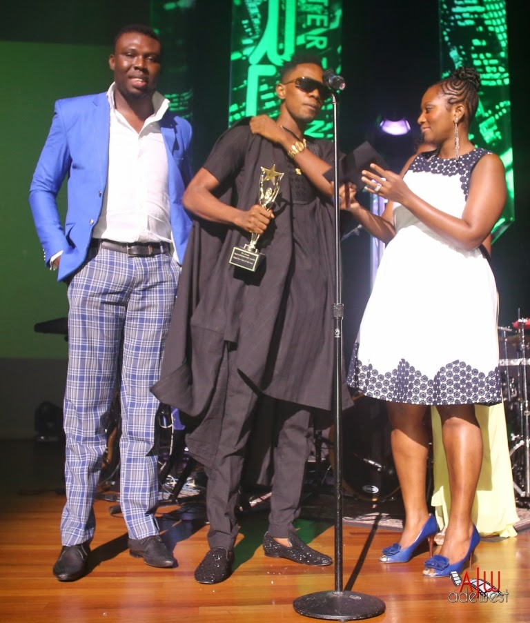 P67A0166 Red carpet photos from 2014 Nigeria Entertainment Awards