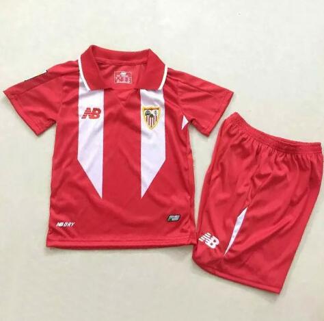 camisetas de futbol Sevilla FC barata
