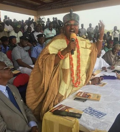 Oluwo lauds Aregbesola's Investment In Education