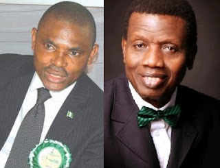 Obazee and Adeboye
