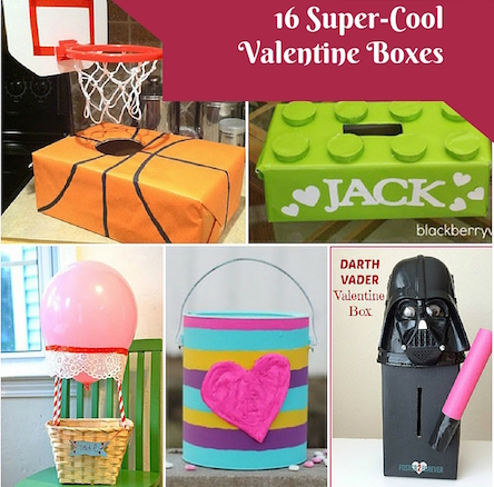 Freaking Out About Making A Valentineu0027s Day Box For Your Childu0027s Class  Party? I Get It! Valentine Boxes Have Changed Since I Was A Kid.