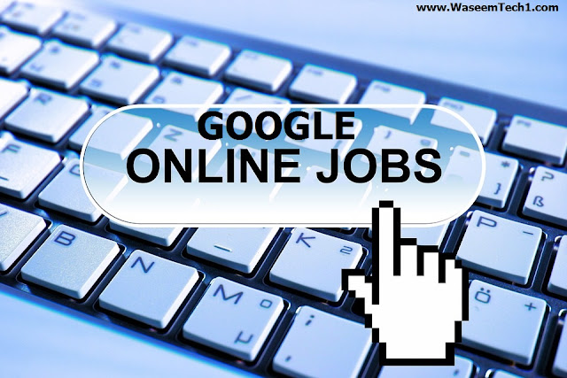 Google Jobs Online Hindi/Urdu