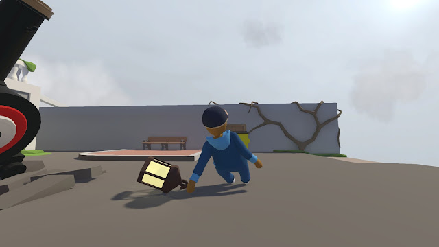 Screenshot from Human: Fall Flat