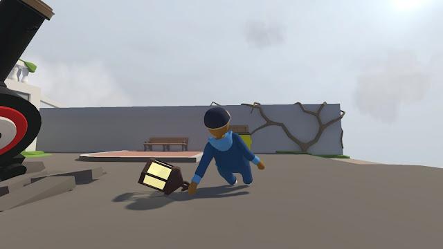 Screenshot from Human: Fall Flat