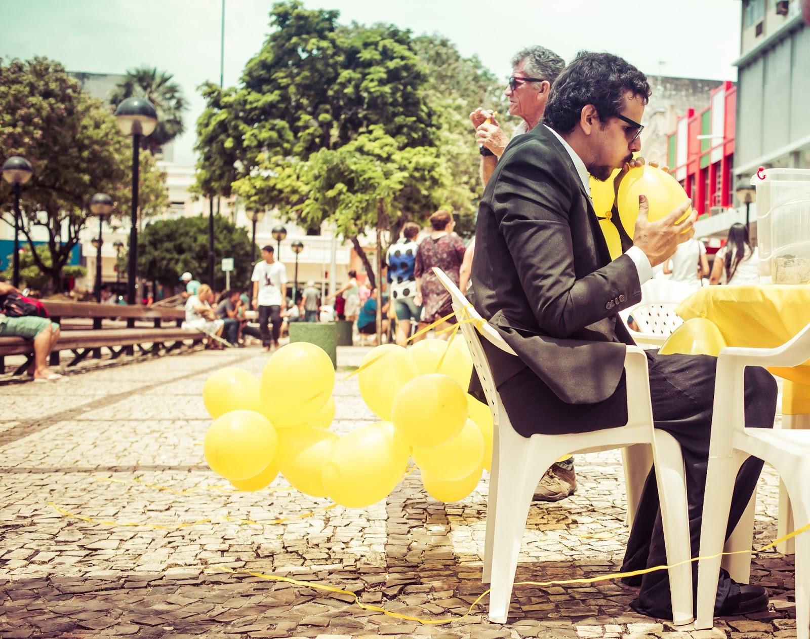 e598bd7956f9b Festival de performance ocupa ruas, praças e avenidas de Fortaleza