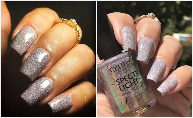 Notino Catrice Spectra Light esmaltes de uñas