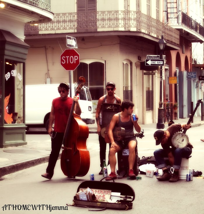 Inspirational Thursday-New Orleans