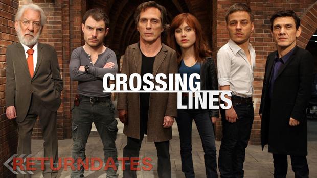 En imágenes: mundo cabezón - Crossing Lines, serie de televisión | Ximinia