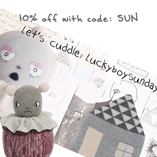 Luckyboysunday sale