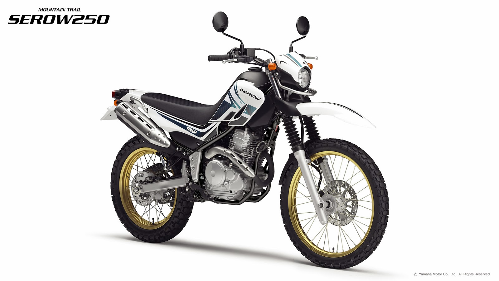 Planet Japan Blog: Yamaha Serow 250 2014
