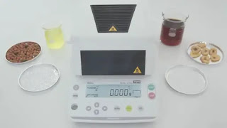 Tahukah kamu cara kerja serta cara menggunakan moisture blance (moisture analyzer) di laboratorium? berikut ini caranya