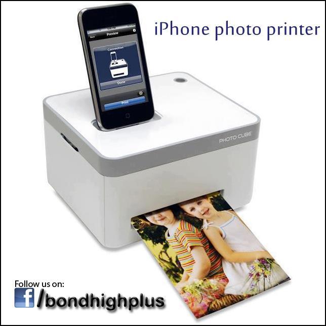 Iphone  Printer