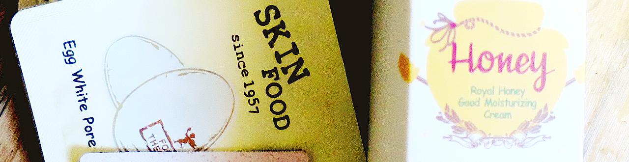 SKIN FOOD royal honey good moisturizing cream review