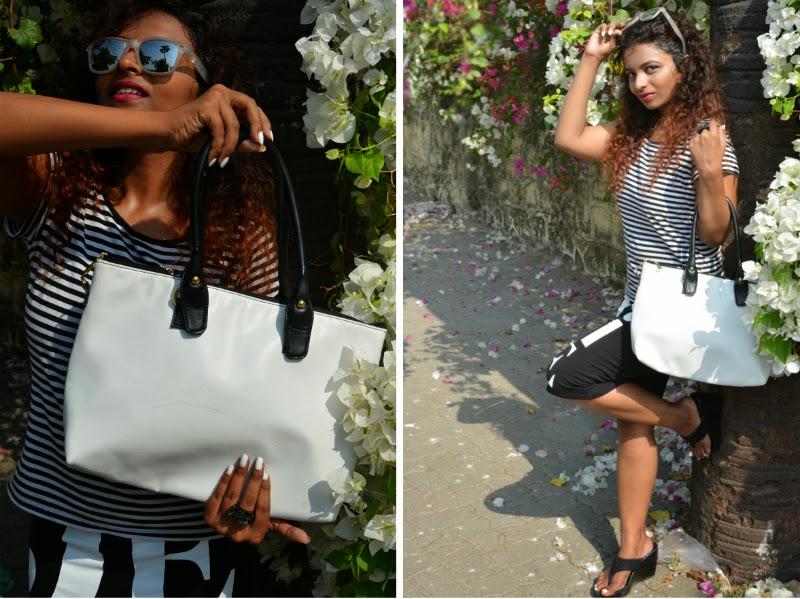 indian fashion blogs monochrome fashion trend