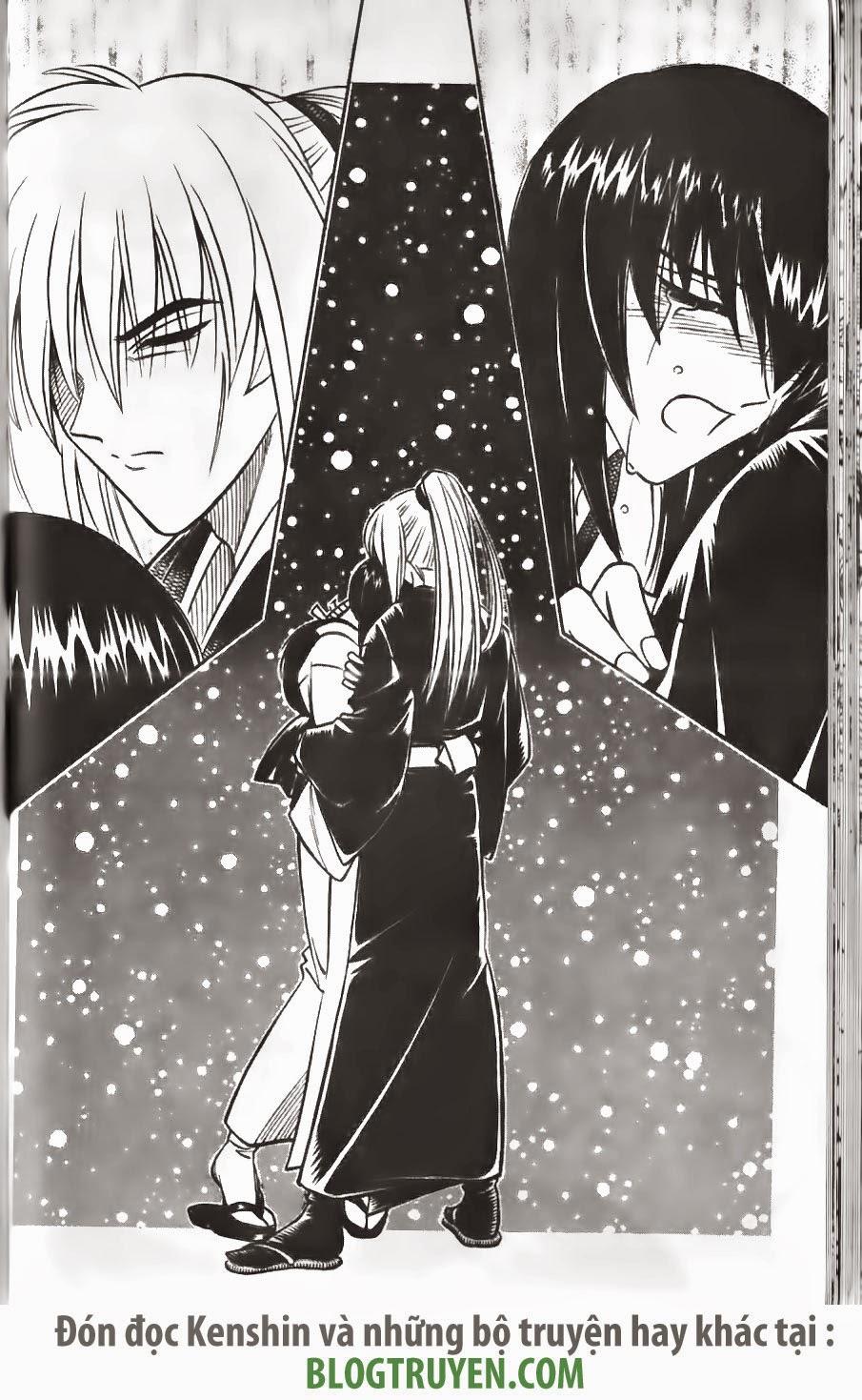 Rurouni Kenshin chap 174 trang 11